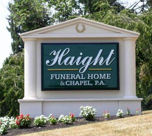Haight Funeral Home Sykesville Maryland